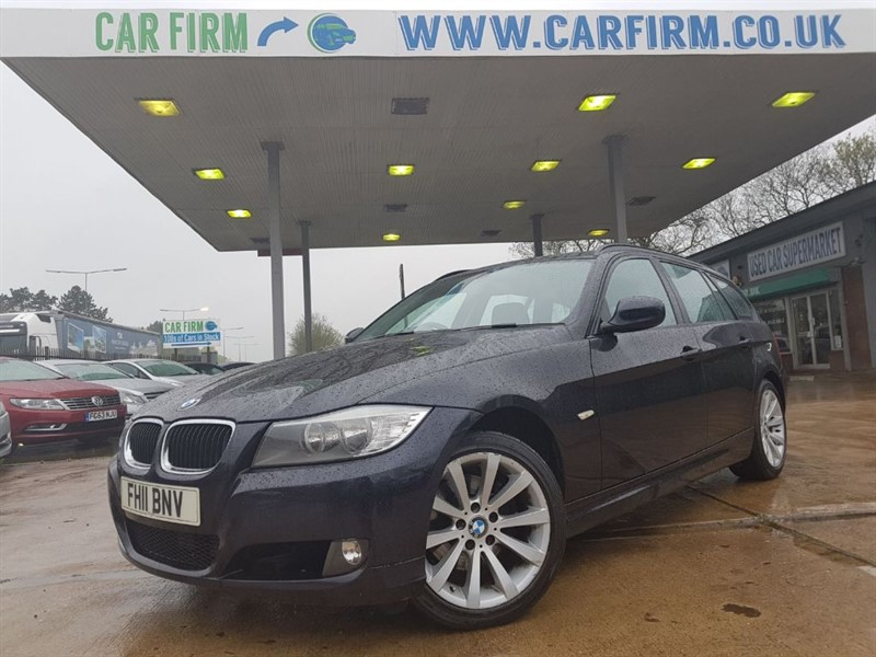 used BMW 320d SE TOURING in cambridgeshire