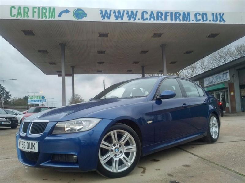 used BMW 320i M SPORT in cambridgeshire