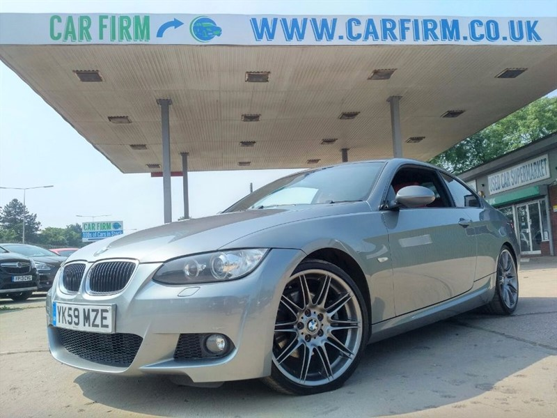 used BMW 325d M SPORT HIGHLINE in cambridgeshire
