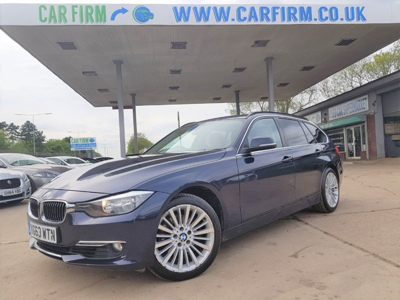 used BMW 330d XDRIVE LUXURY TOURING in cambridgeshire