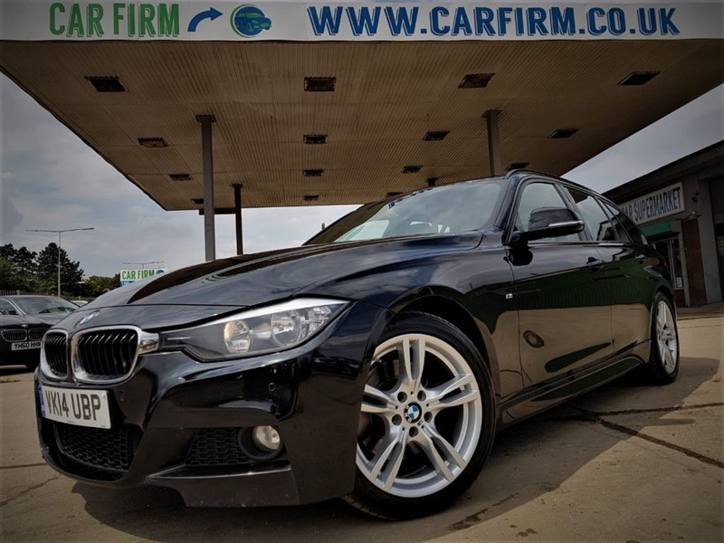 used BMW 330d M SPORT TOURING in cambridgeshire