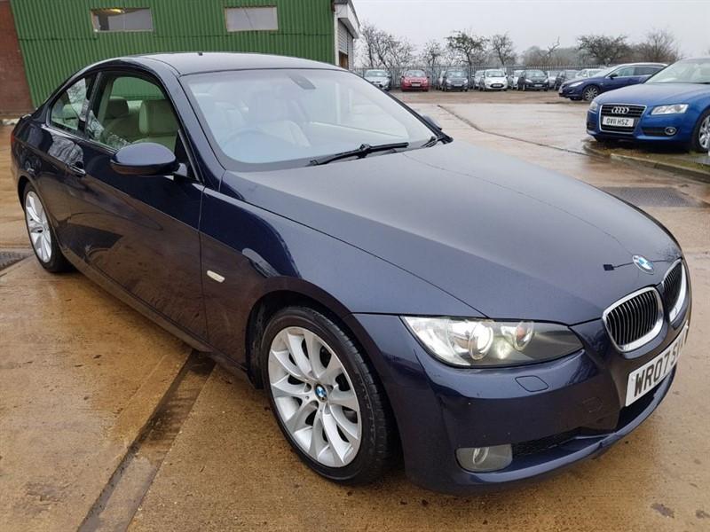 used BMW 330i SE in cambridgeshire