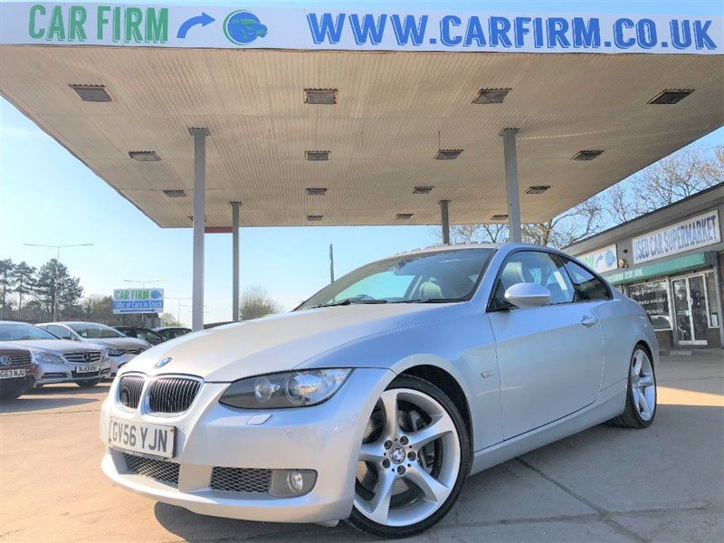 used BMW 335d SE in cambridgeshire
