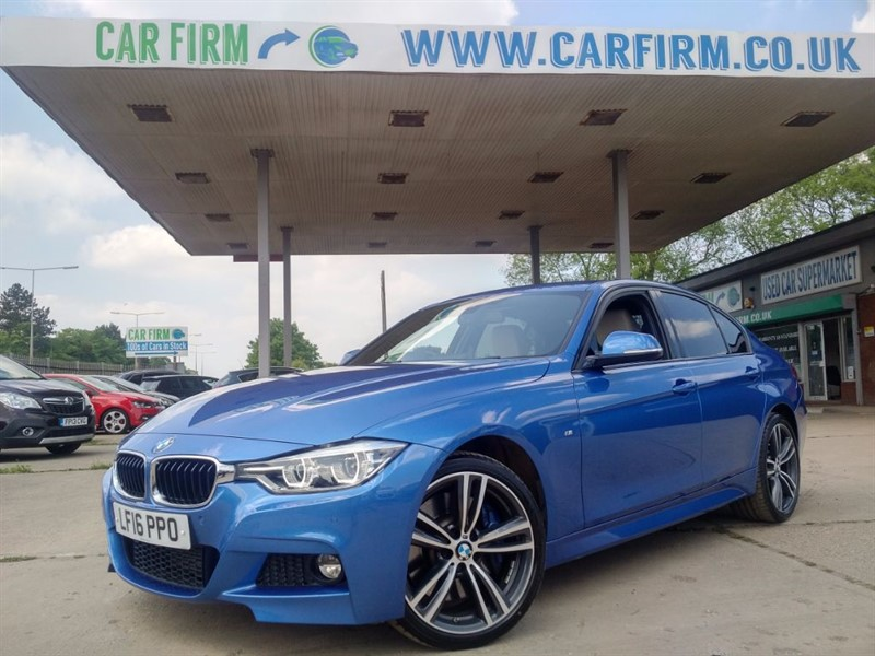 used BMW 335d XDRIVE M SPORT in cambridgeshire
