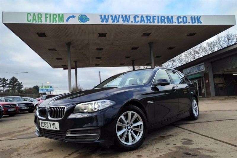 used BMW 520d SE TOURING in cambridgeshire