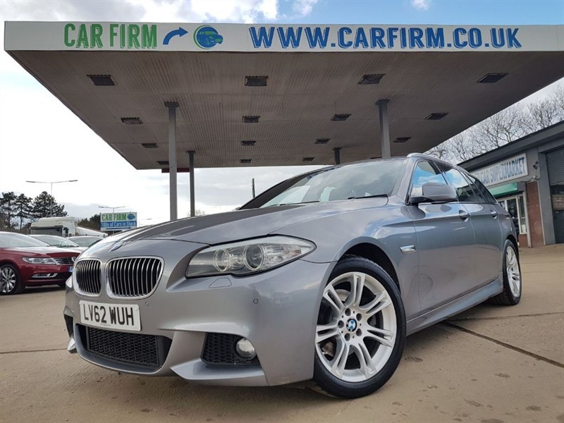 used BMW 520d M SPORT TOURING in cambridgeshire