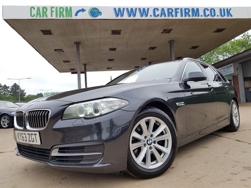 used BMW 520d 5 SERIES 520D SE TOURING in cambridgeshire