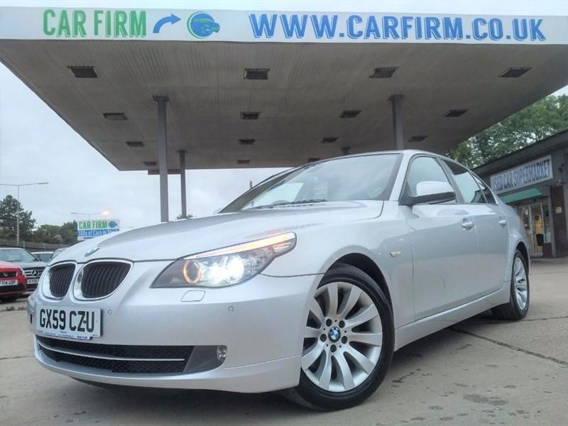 used BMW 520d SE BUSINESS EDITION in cambridgeshire