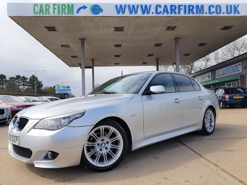 used BMW 520d M SPORT in cambridgeshire