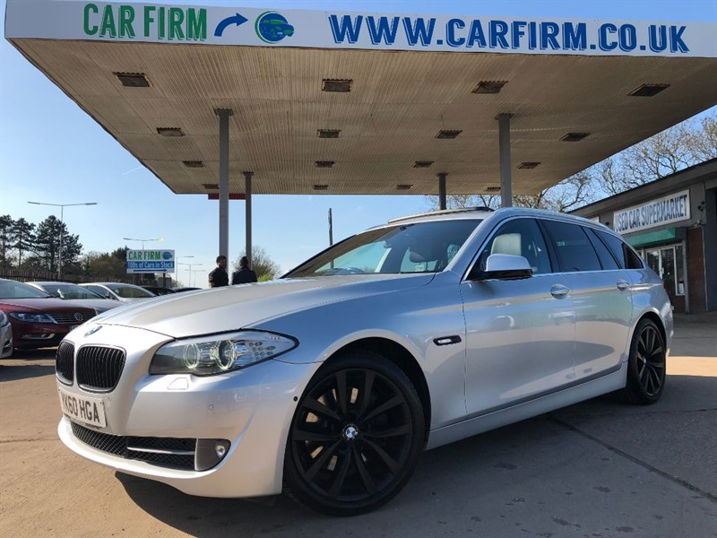 used BMW 530d SE TOURING in cambridgeshire