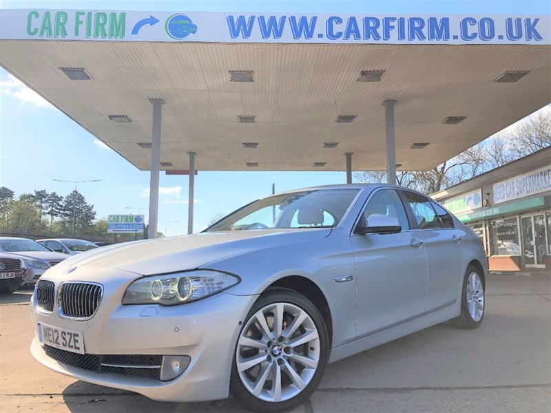 used BMW 535d SE in cambridgeshire