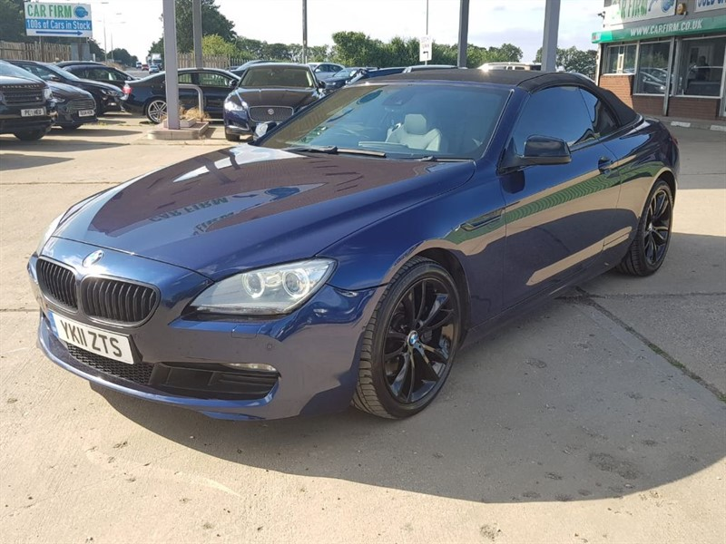 used BMW 640i SE in cambridgeshire