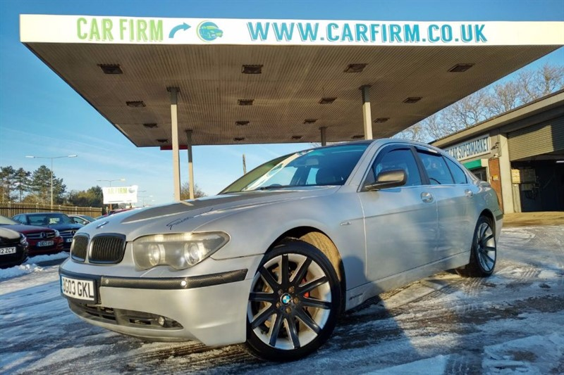used BMW 730d  in cambridgeshire