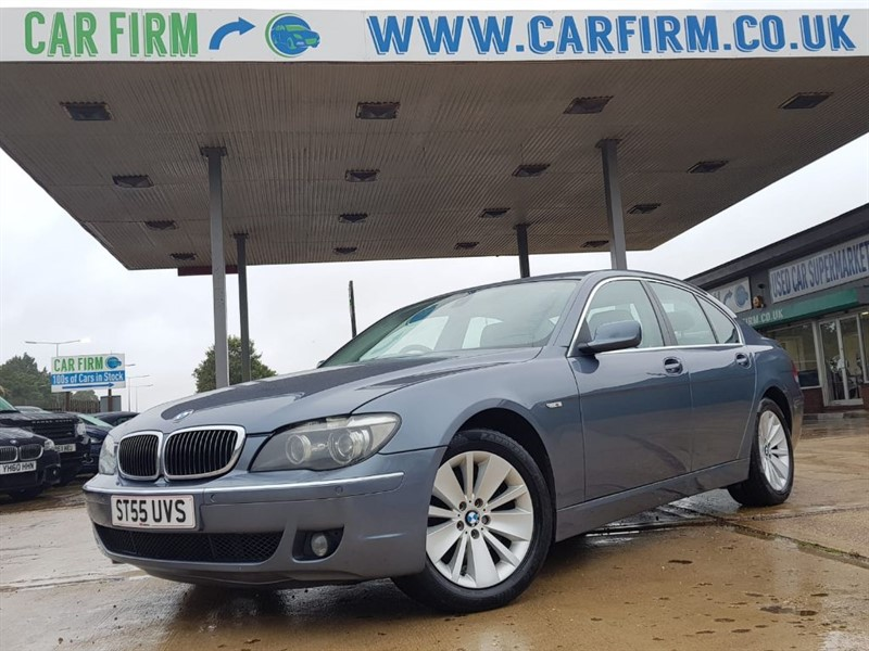 used BMW 730d SE in cambridgeshire
