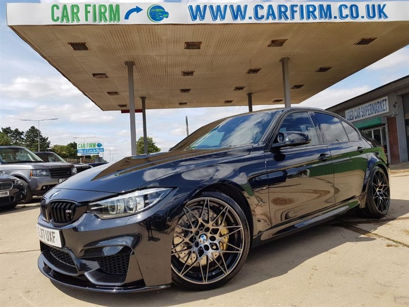 used BMW M3 COMPETITION PACKAGE in cambridgeshire