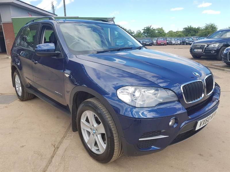 used BMW X5 XDRIVE30D SE in cambridgeshire