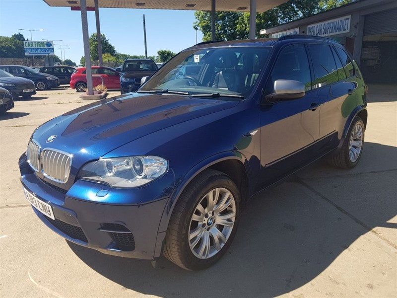 used BMW X5 M 50D in cambridgeshire