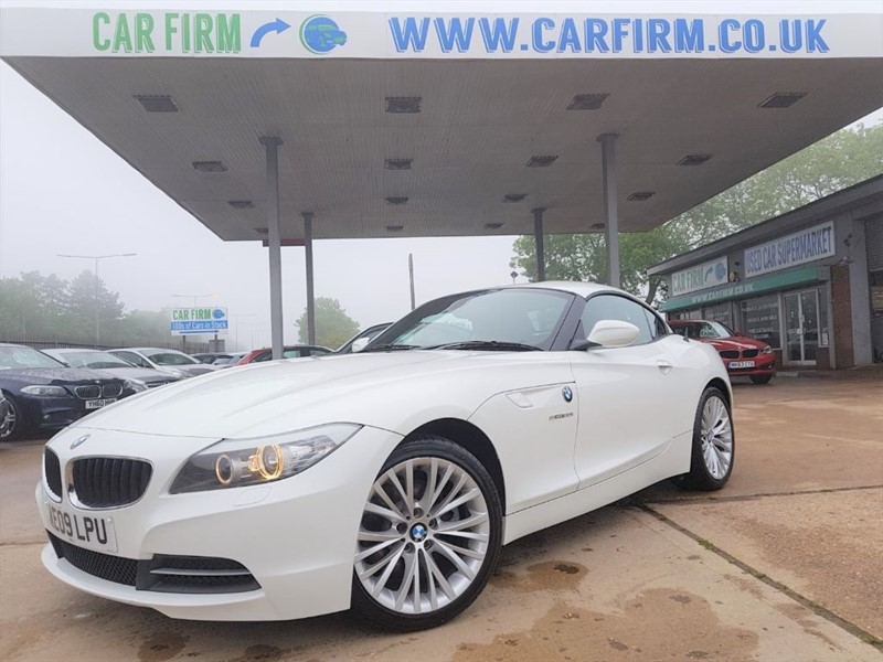 used BMW Z4 SDRIVE30I ROADSTER in cambridgeshire