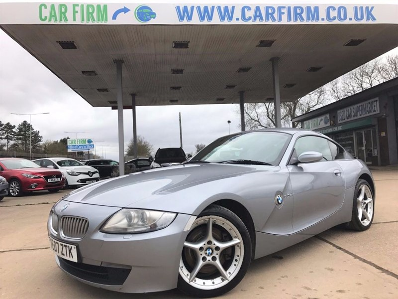 used BMW Z4 SI SPORT COUPE in cambridgeshire
