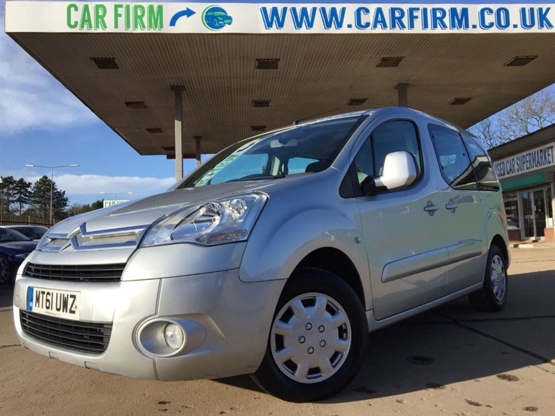used Citroen Berlingo MULTISPACE VTR HDI in cambridgeshire