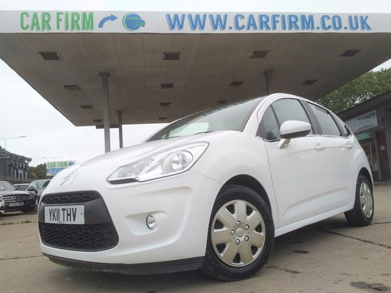 used Citroen C3 HDI AIRDREAM PLUS in cambridgeshire
