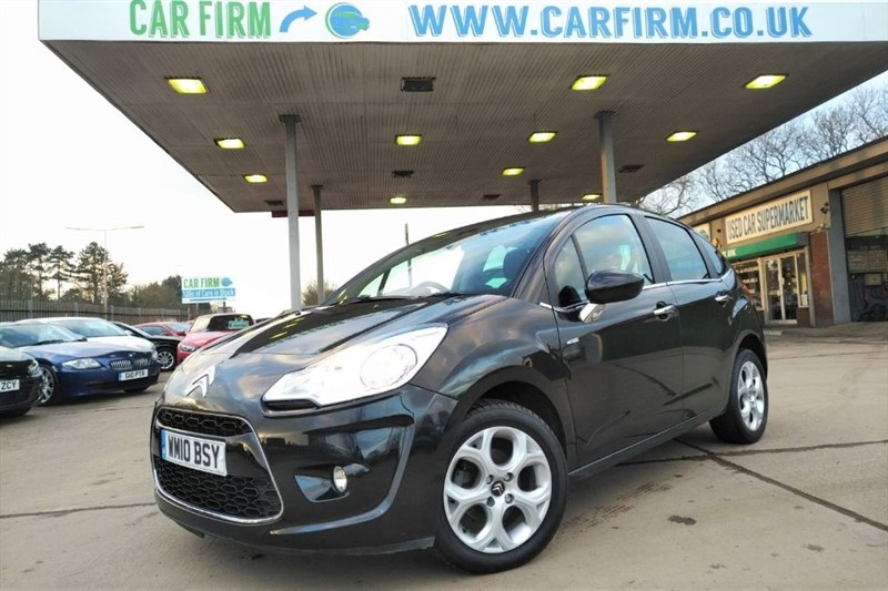 used Citroen C3 EXCLUSIVE HDI in cambridgeshire