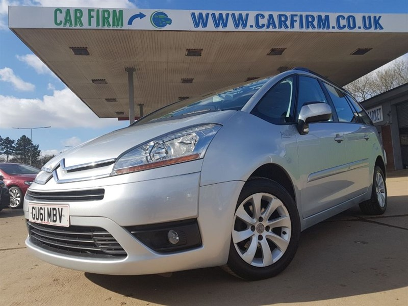 used Citroen C4 GRAND PICASSO VTR PLUS HDI EGS in cambridgeshire