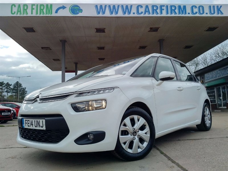 used Citroen C4 Picasso E-HDI AIRDREAM VTR PLUS ETG6 in cambridgeshire