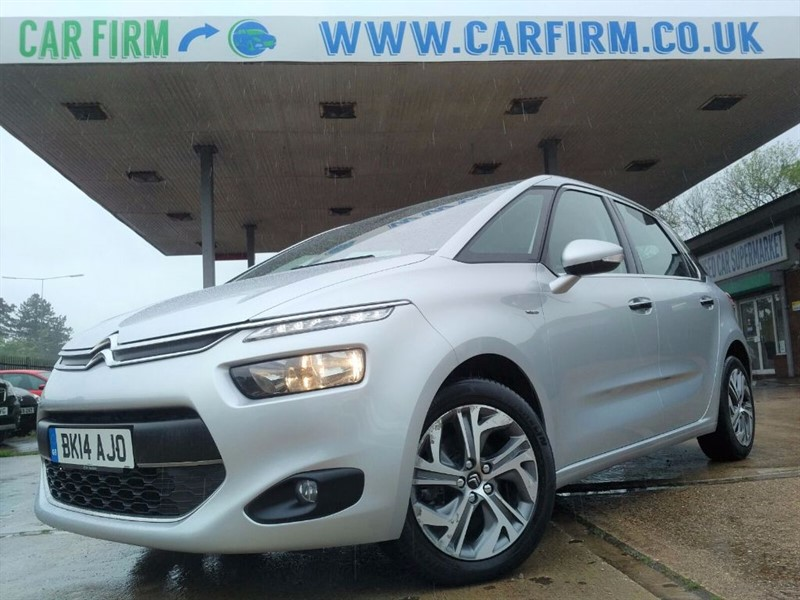 used Citroen C4 Picasso E-HDI AIRDREAM EXCLUSIVE in cambridgeshire