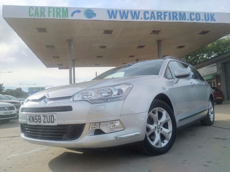 used Citroen C5 VTR PLUS HDI in cambridgeshire