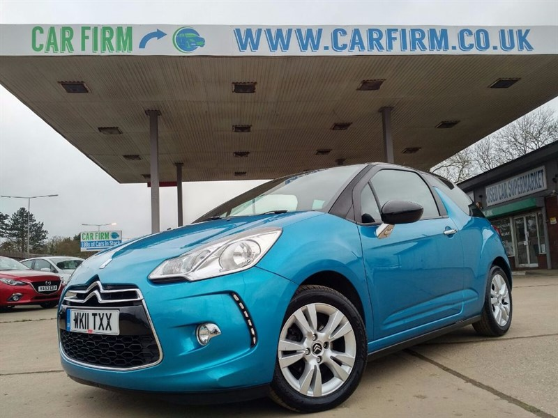 used Citroen DS3 DSTYLE HDI in cambridgeshire