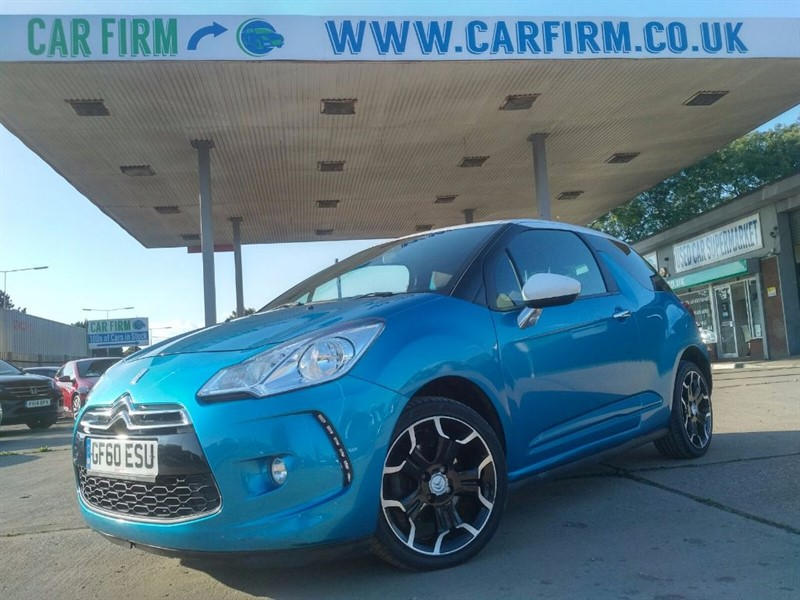 used Citroen DS3 DSTYLE in cambridgeshire