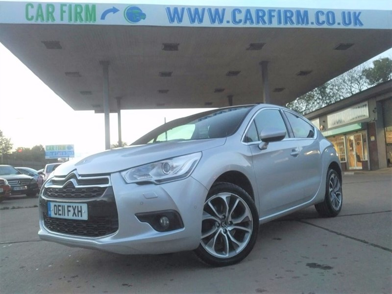 used Citroen DS4 HDI DSTYLE in cambridgeshire