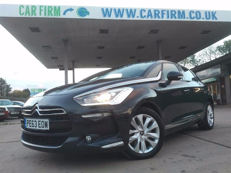used Citroen DS5 HDI DSIGN in cambridgeshire