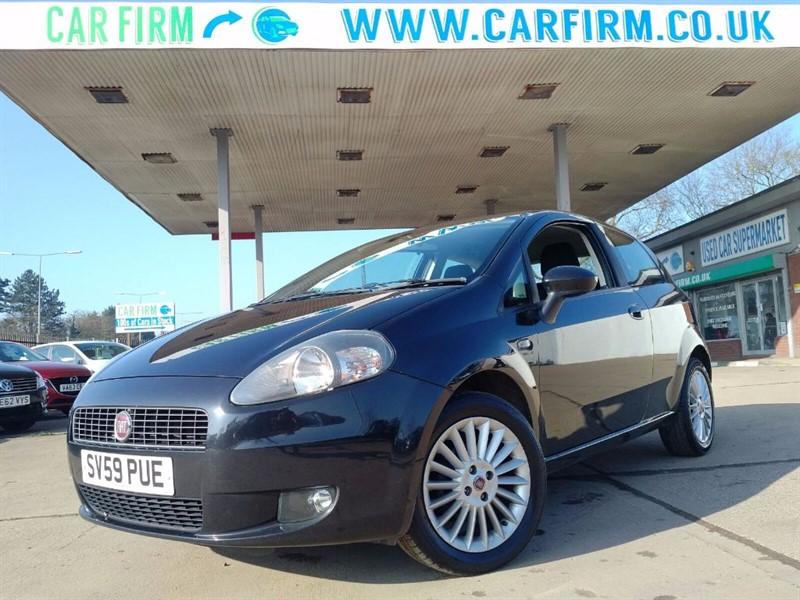 used Fiat Grande Punto GP in cambridgeshire