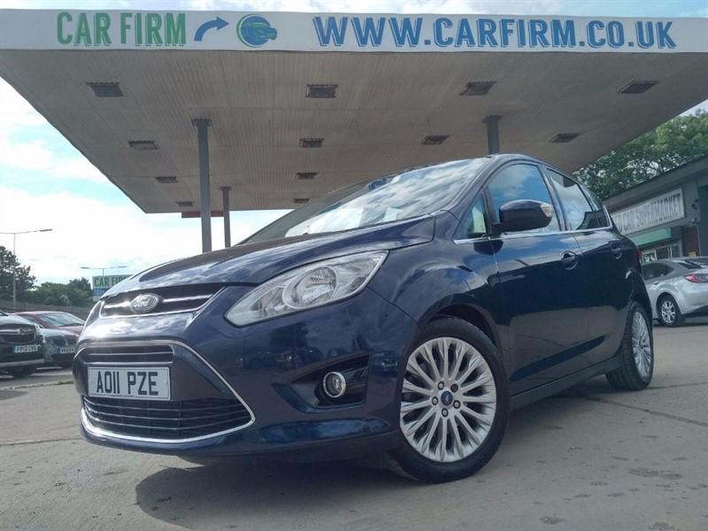 used Ford C-Max TITANIUM TDCI in cambridgeshire