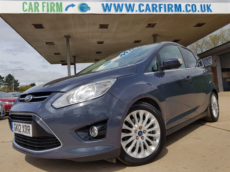 used Ford C-Max TITANIUM TDCI in cambridgeshire
