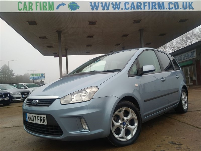used Ford C-Max ZETEC in cambridgeshire