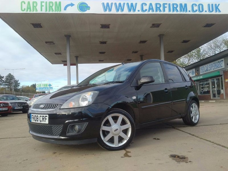 used Ford Fiesta ZETEC CLIMATE 16V in cambridgeshire