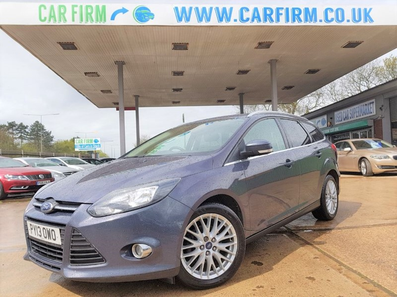 used Ford Focus ZETEC TDCI in cambridgeshire