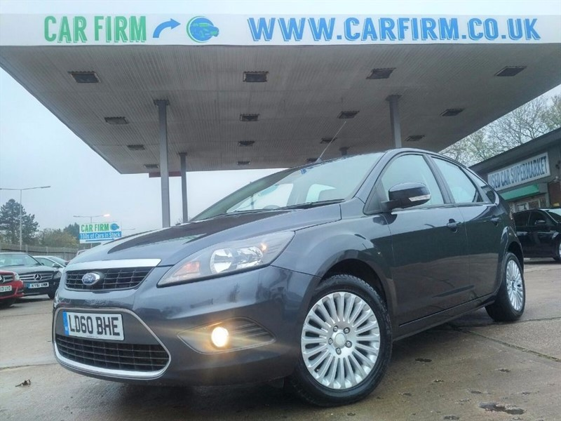 used Ford Focus TITANIUM TDCI in cambridgeshire