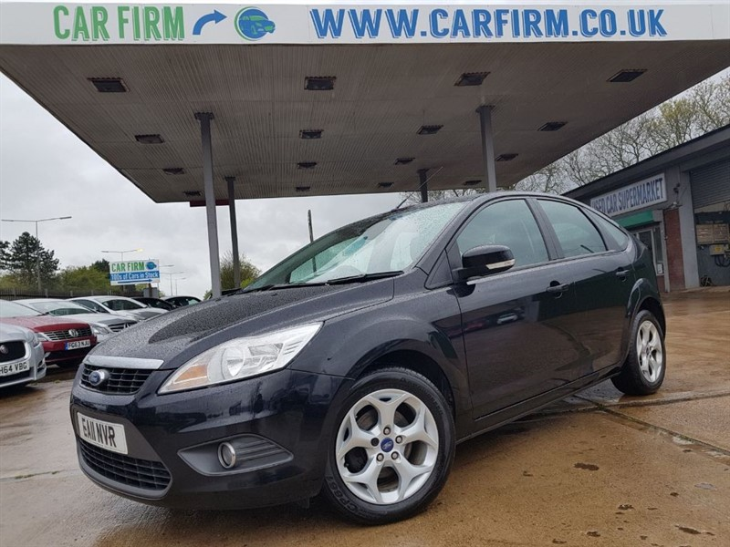 used Ford Focus SPORT TDCI in cambridgeshire
