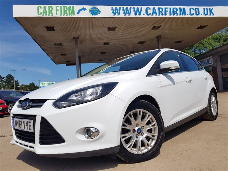 used Ford Focus TITANIUM TDCI 115 in cambridgeshire
