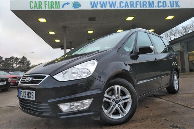 used Ford Galaxy ZETEC TDCI in cambridgeshire
