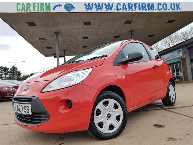 used Ford KA STUDIO in cambridgeshire