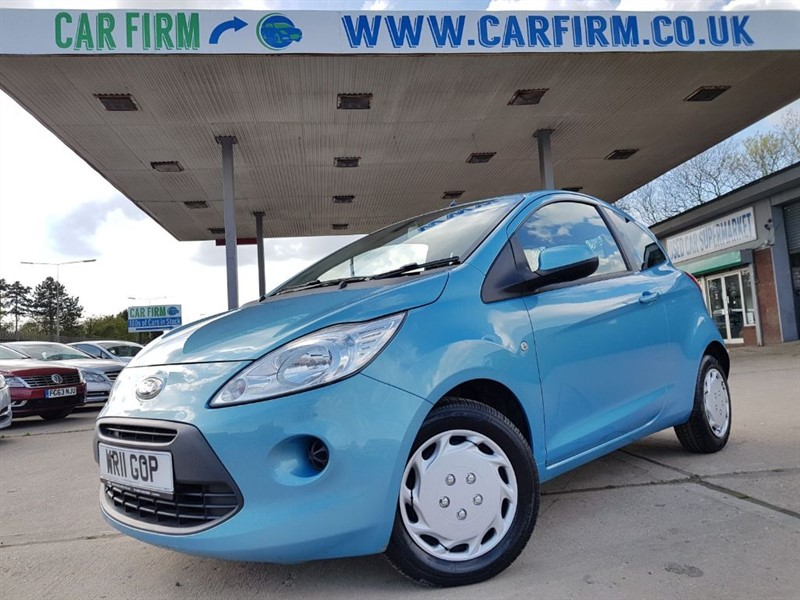 used Ford KA EDGE in cambridgeshire