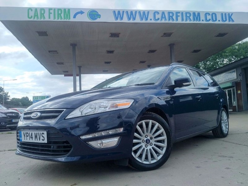 used Ford Mondeo ZETEC BUSINESS EDITION TDCI in cambridgeshire