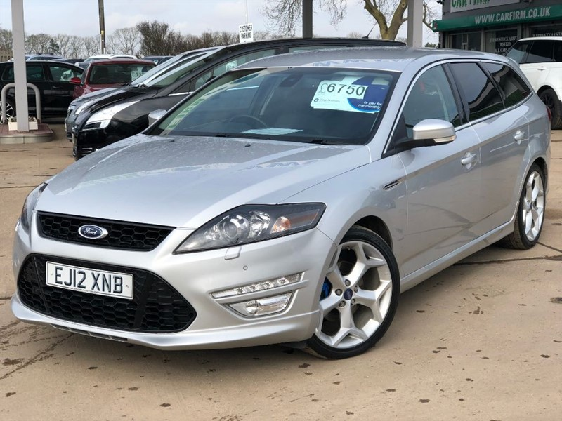 used Ford Mondeo TITANIUM X SPORT TDCI in cambridgeshire