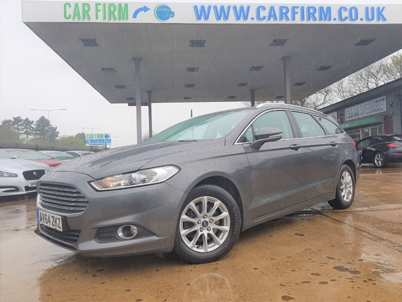 used Ford Mondeo ZETEC TDCI in cambridgeshire