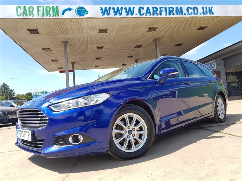 used Ford Mondeo ZETEC ECONETIC TDCI in cambridgeshire